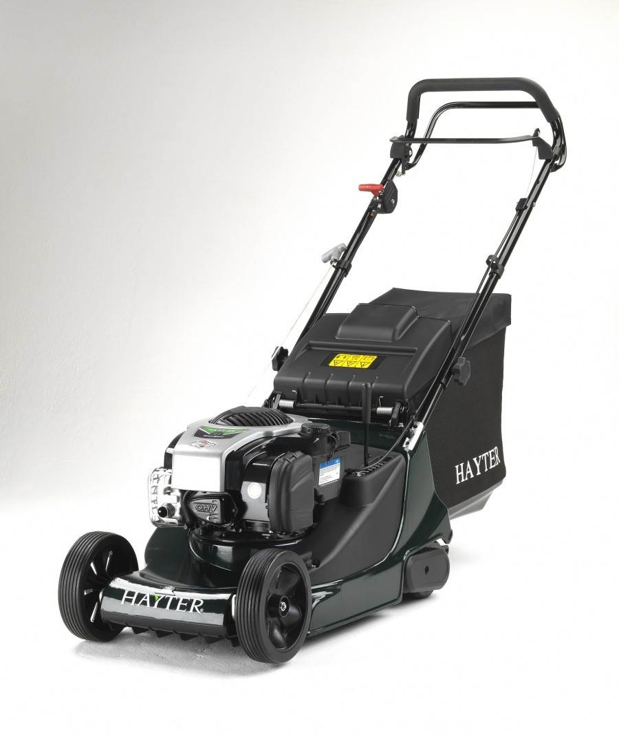 Hayter launches its old Mower Amnesty Promotion