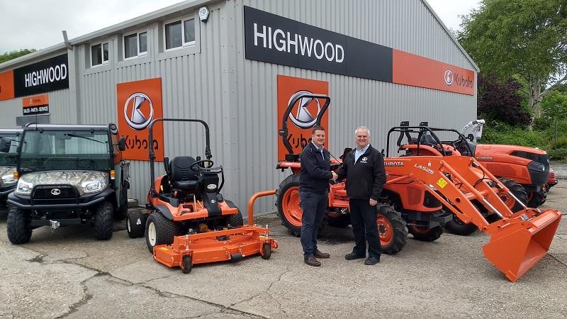 Kubota UK announces Highwood dealership expansion