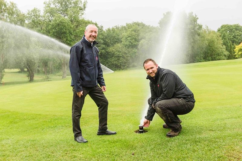 High praise from Highwoods Golf Club