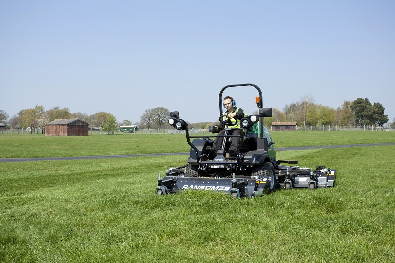 Ransomes to showcase full range of turf solutions
