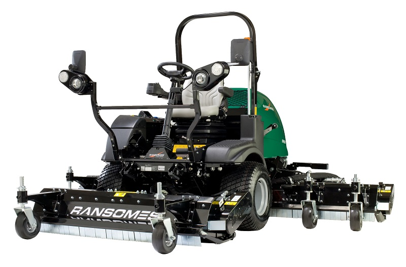 Textron Specialized Vehicles launches  Ransomes HM600