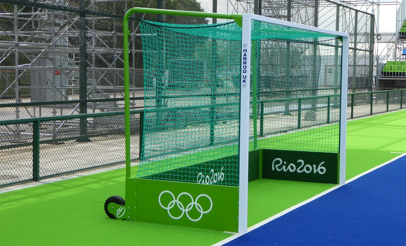 Brighten up your hockey goals with Harrod UK