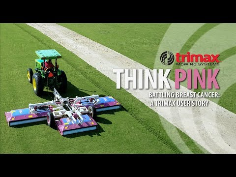 Think pink with Trimax Pegasus