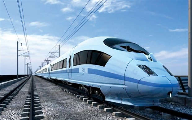 Conservation project starts along route of HS2