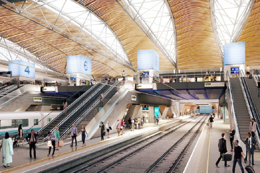 Government announces independent review into HS2 programme