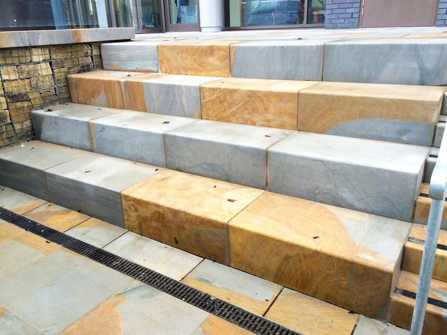 Natural Paving Products provides a vivid landscape at Hull's Culture Centre for Digital Innovation
