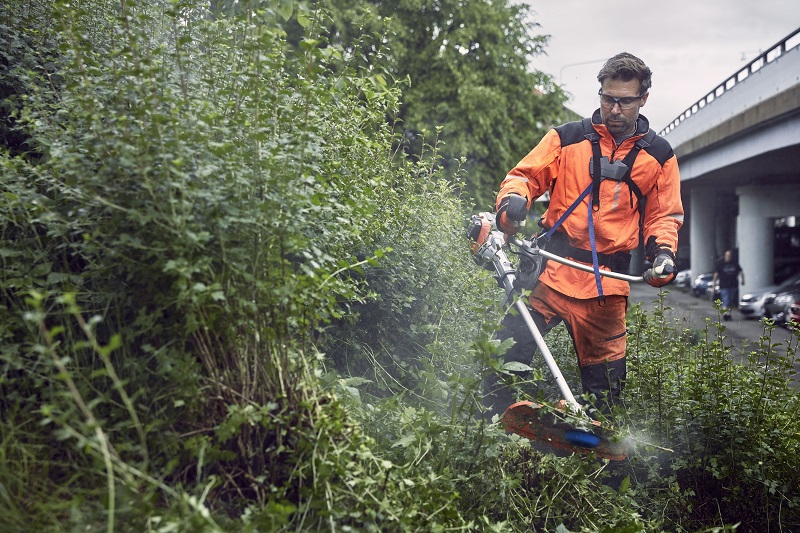 Husqvarna takes professional battery performance to new level