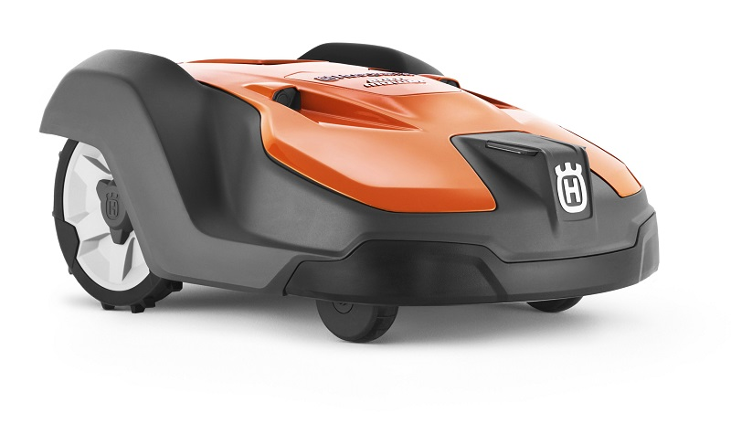 Husqvarna brings the future of commercial gardening
