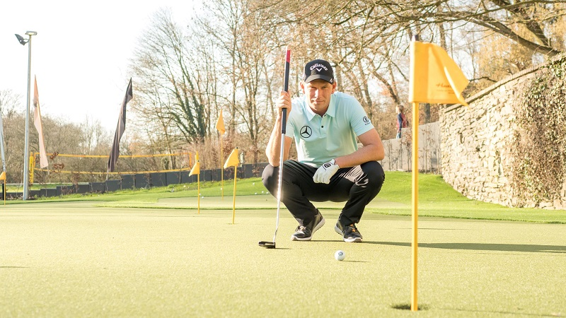 Huxley Golf and Marcel Siem announce partnership