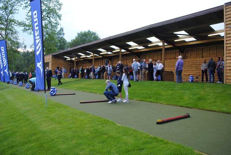 Huxley Golf and Bearwood Lakes Golf Club join forces