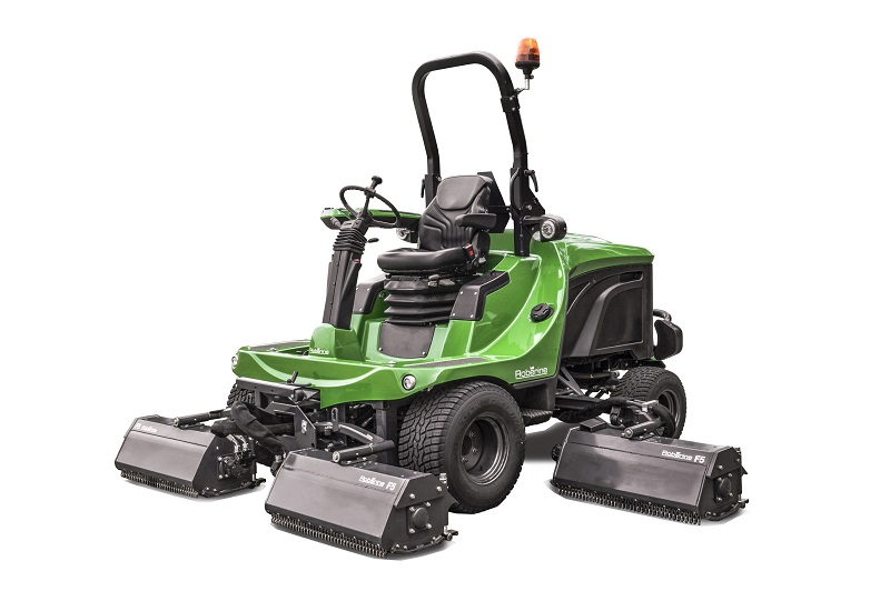 Roberine introduce new 5-series commercial mower