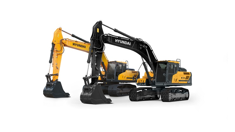 Hyundai reveals all-new look for A-series machines