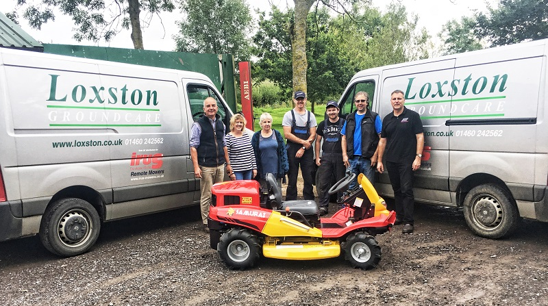 Loxston becomes latest Canycom dealer
