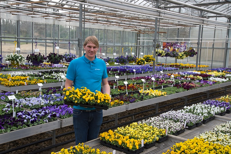 Drive to encourage youngsters into the horticultural industry