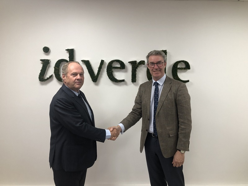 id verde signs contract with The Toro Company