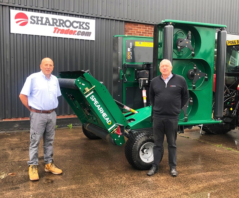 Sharrocks continues expansion with Spearhead Partnership