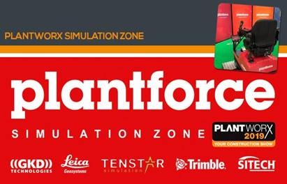 Simulation Zone takes centre stage at Plantworx