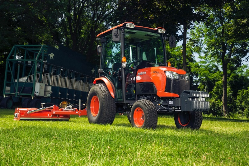 Kubota UK's new B Series compact tractors pack a real punch