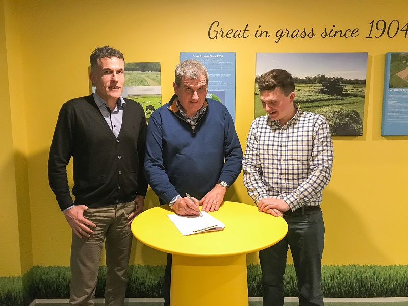 Barenbrug expands its business in Ireland