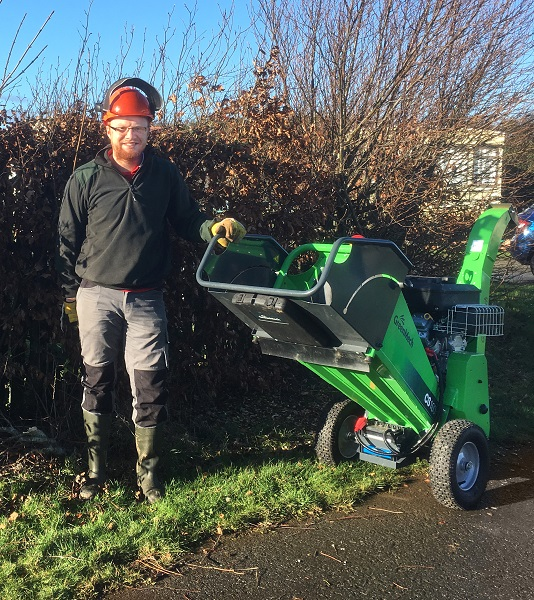 GreenMech CS100 is great addition to maintenance regime