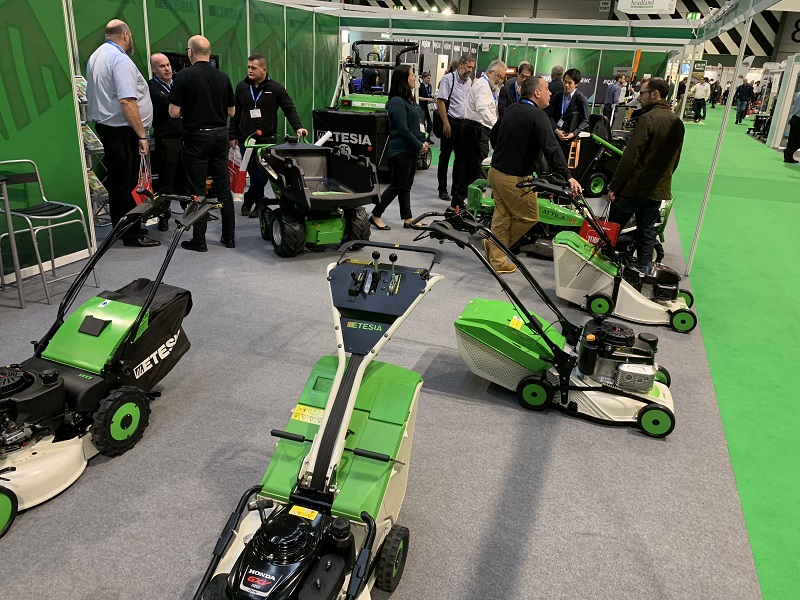 Etesia choose SALTEX to launch new products ahead of 2020 season