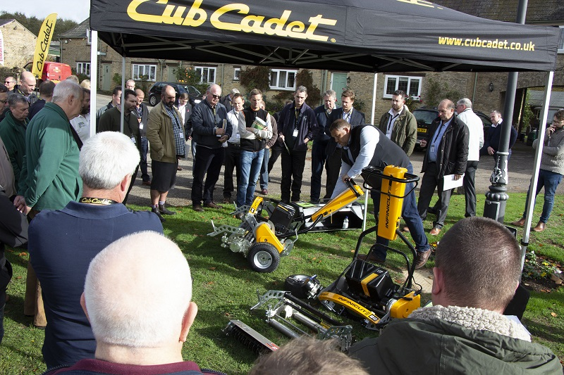 EP Barrus Discovery Days showcase new products to dealers