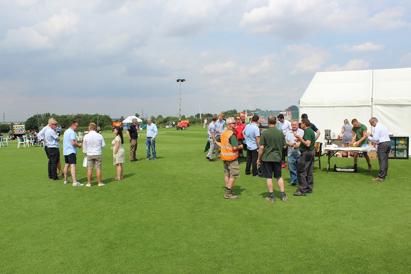 Summer Turf Show is a success