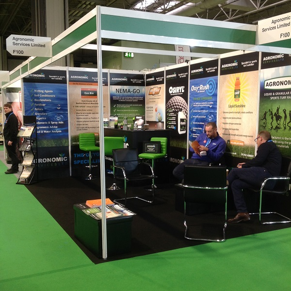 Agronomic Services returns to SALTEX 2019