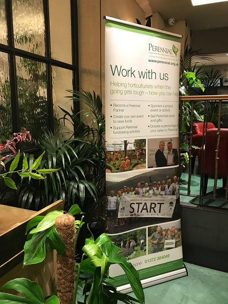 Perennial pledges to reachmore people in180thanniversary year