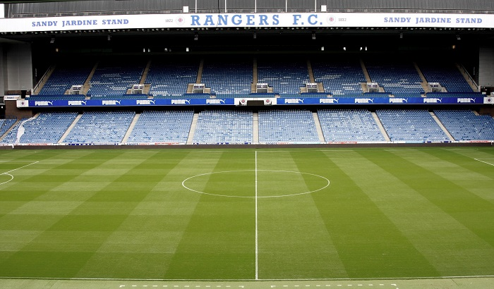 Souters Sports set the standard at Ibrox