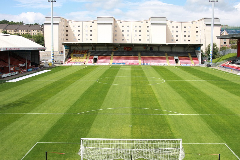 Souters Sports get the game on at Partick Thistle FC