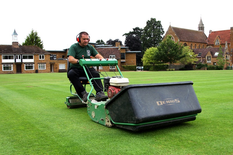 Dennis Mowers - a pedigree no-one can argue with