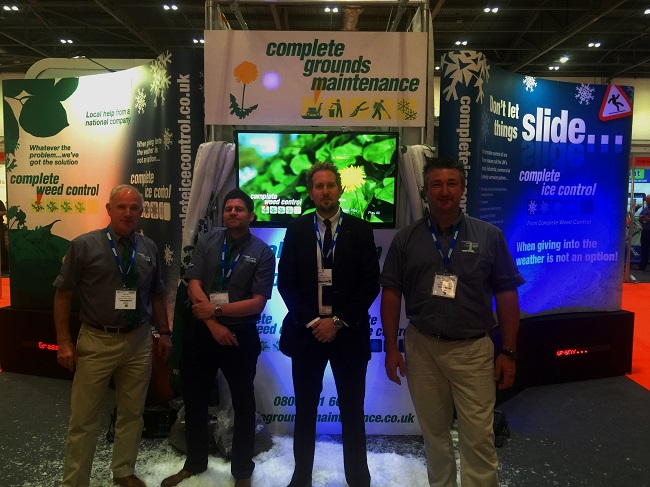 Complete Weed Control brings magic to SALTEX 2016
