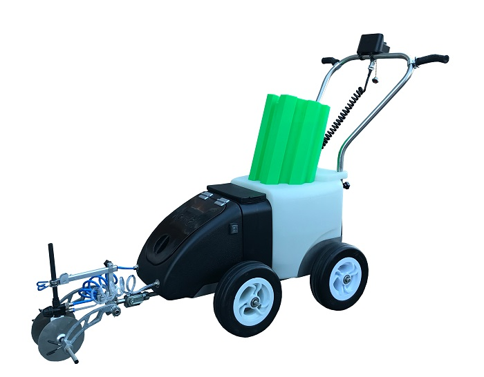 Fleet Line Markers launches eco friendly machine