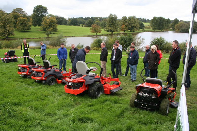 Dealers meet success at Ariens