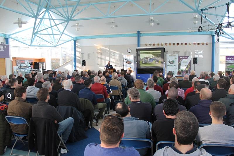 Dennis & SISIS Groundcare Seminar 2020