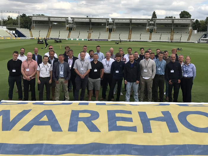 Groundsmen bowled over by latest ICL Independent School Seminar