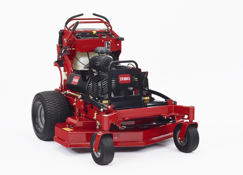 Hayter and Toro unveil new products at SALTEX