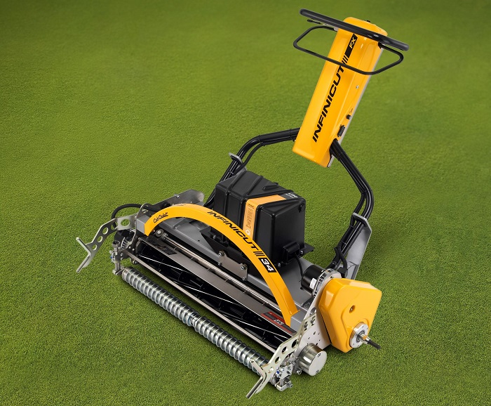 New INFINICUT FX mower launched