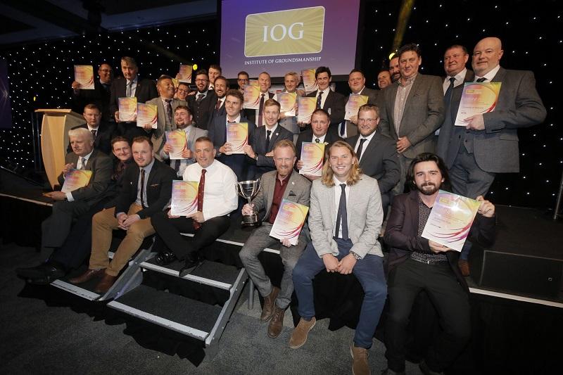Celebrating the very best in UK groundsmanship