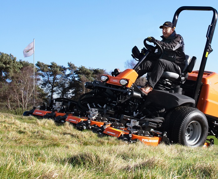 Jacobsen begins a new era with the AR530