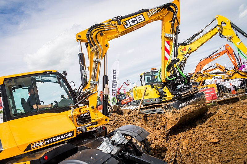 Construction equipment sales show modest growth in 2018