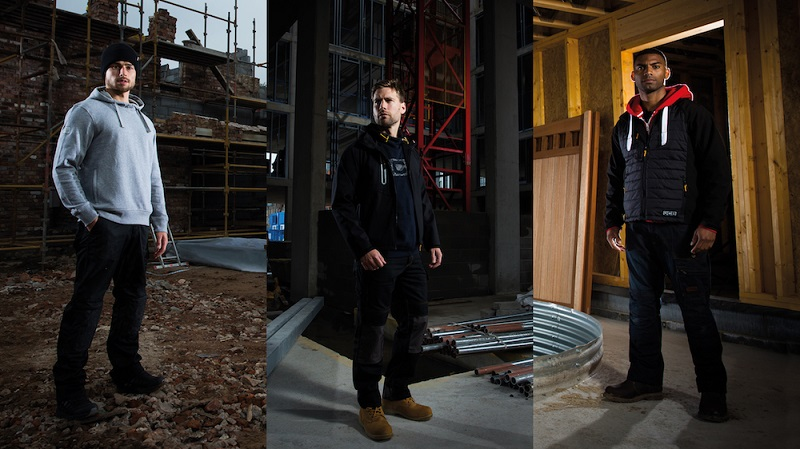 JCB Workwear launches three new ranges