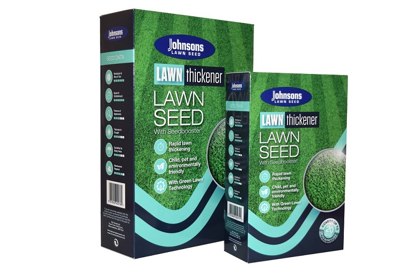 Johnsons Lawn Seed see record autumn uplift