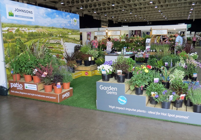 Johnsons plant takes Silver at National Plant Show