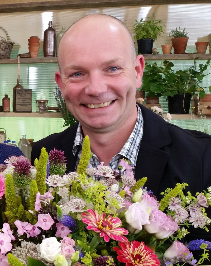 New President for the North of England Horticultural Society