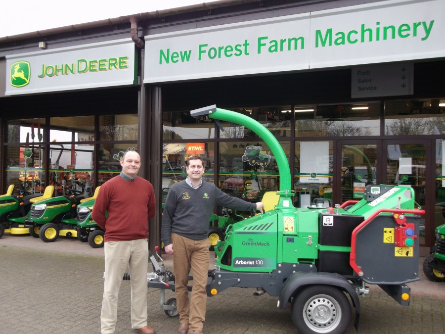 GreenMech South West dealer network is realigned