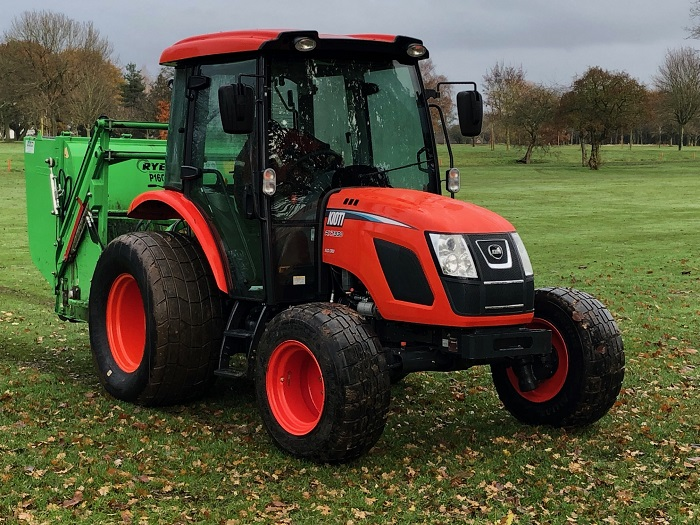Innovation remains the key for Kioti's tractors