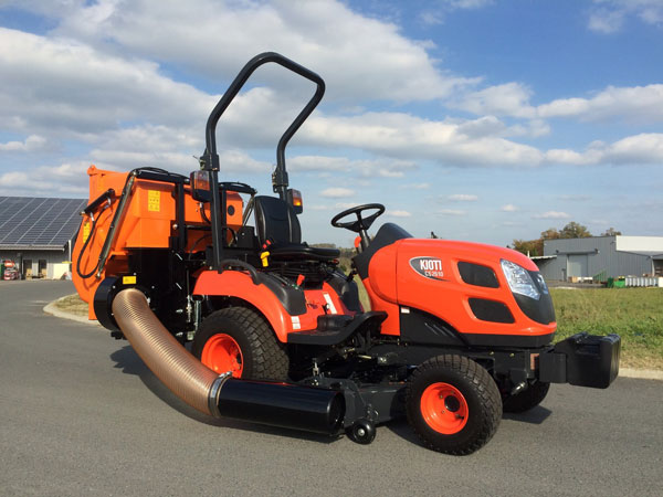 Kioti UK to unveil two new products at SALTEX 2017