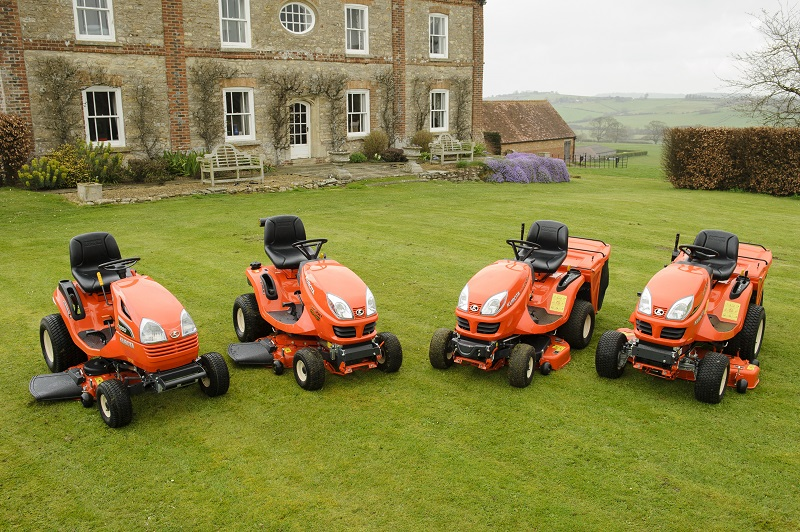 Kubota UK set to Bloom in the Park